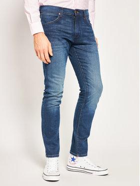 Wrangler Wrangler Blugi Slim Fit Lartson W18SQ250A Bleumarin Slim Fit