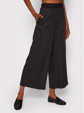 Marc O'Polo Marc O'Polo Jupe-culotte 106 0896 10037 Noir Relaxed Fit