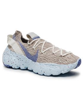 Nike Nike Обувки Space Hippie 04 CZ6398 101 Бежов