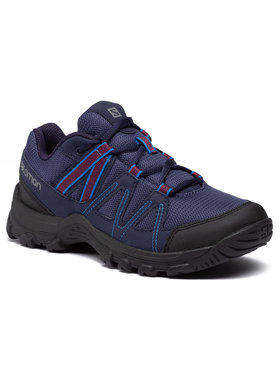 Salomon Salomon Trekingová obuv Deepstone W 408741 21 V0 Fialová
