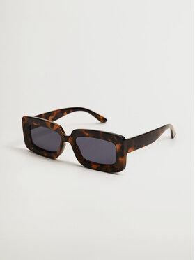 Mango Mango Okulary przeciwsłoneczne Sophie 17000141 Brązowy