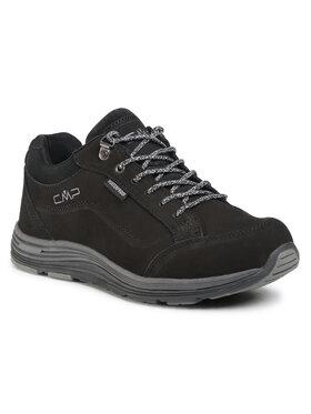 CMP CMP Turistiniai batai Nibal Low Lifestyle Shoe Wp 39Q4927 Juoda
