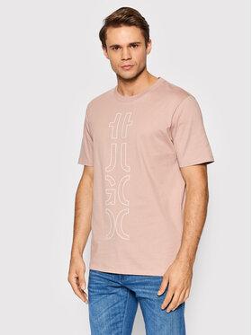 Hugo Hugo T-shirt Darlon213 50458197 Rose Regular Fit