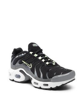 Nike Nike Обувки Air Max Plus (GS) CD0609 006 Черен