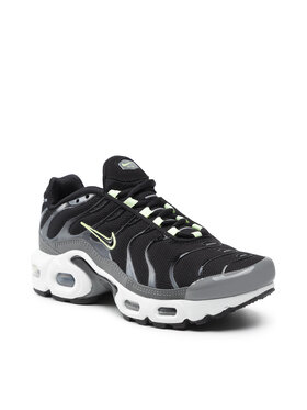 Nike Nike Scarpe Air Max Plus (GS) CD0609 006 Nero