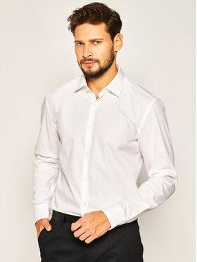 Hugo Hugo Chemise Kenno 50426249 Blanc Slim Fit