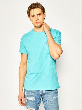 Tommy Jeans Tommy Jeans T-shirt Pocket Tee DM0DM07811 Blu Regular Fit