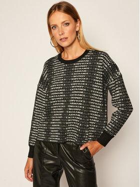 Armani Exchange Armani Exchange Sweter 6HYM1Z YMR3Z 7254 Czarny Regular Fit