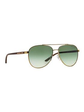 Michael Kors Michael Kors Okulary przeciwsłoneczne Hvar 0MK5007 10432L Brązowy