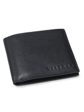 Vistula Vistula Malá pánska peňaženka Yasiin XZ0617 Čierna