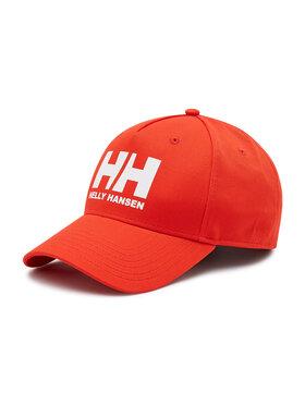 Helly Hansen Helly Hansen Шапка с козирка Ball Cap 67434 Червен