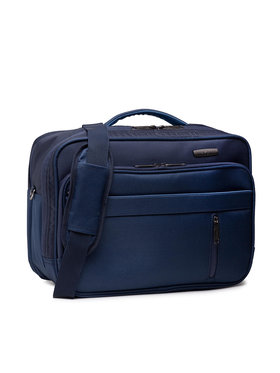 Travelite Travelite Torba na laptopa Capri 89804-20 Granatowy