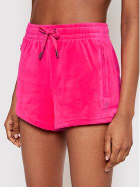 Juicy Couture Juicy Couture Pantaloncini sportivi Tamia JCWH121001 Rosa Regular Fit