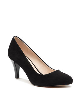 Caprice Caprice Κλειστά παπούτσια 9-22405-26 Μαύρο