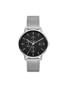 Armani Exchange Armani Exchange Laikrodis Cayde AX2714 Sidabrinė