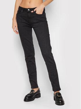 Tommy Hilfiger Tommy Hilfiger Jeans Venice WW0WW31801 Schwarz Slim Fit