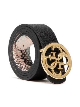 Guess Guess Dámský pásek Albury Belts BW7503 VIN35 Černá