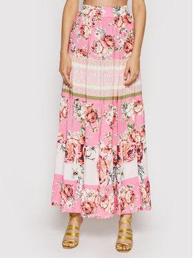 Maaji Maaji Maxi suknja 1819CKL001 Ružičasta Regular Fit