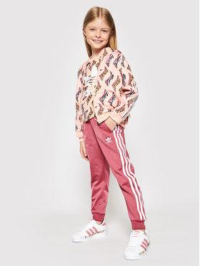 adidas adidas Tepláková súprava Sst Set GN2215 Ružová Regular Fit