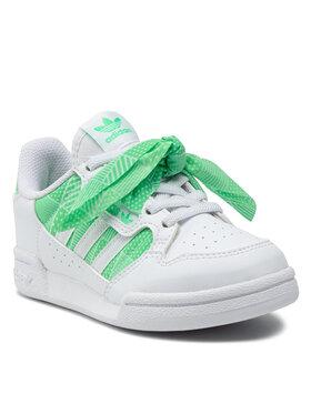 adidas adidas Παπούτσια Continental 80 C H03938 Λευκό