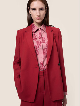 Hugo Hugo Blazer Ahini 50436060 Bordeaux Regular Fit