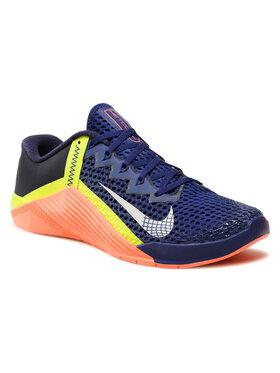 Nike Nike Topánky Metcon 6 CK9388 400 Tmavomodrá