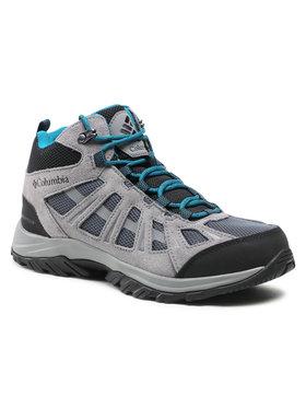 Columbia Columbia Παπούτσια πεζοπορίας Redmond III Mid Waterproof BM0168 Γκρι