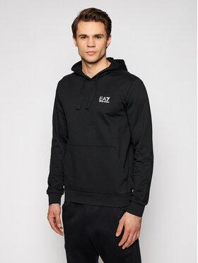 EA7 Emporio Armani EA7 Emporio Armani Sweatshirt 8NPM04 PJ05Z 1200 Noir Regular Fit