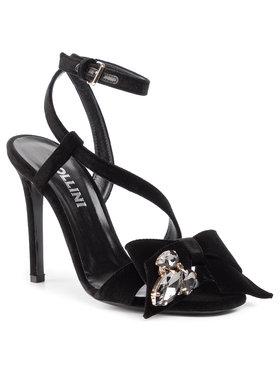 Pollini Sandále SA1605AC08TQ0000 Čierna