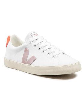Veja Veja Sneakersy Esplar Se Canvas SE012591A Biały