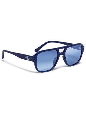 Calvin Klein Jeans Calvin Klein Jeans Okulary przeciwsłoneczne CKJ21603S Granatowy