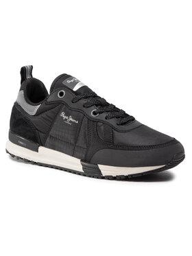 Pepe Jeans Pepe Jeans Sneakers Tinker Pro Sup. 20 PMS30651 Negru