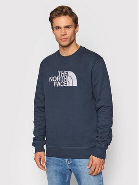 The North Face The North Face Felpa Drew Peak Crew NF0A4SVRH2G1 Blu scuro Regular Fit