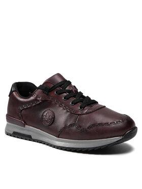 Rieker Rieker Sneakers 16108-35 Bordeaux