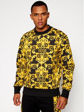 Versace Jeans Couture Versace Jeans Couture Sweatshirt B7GWA7F2 Gelb Regular Fit