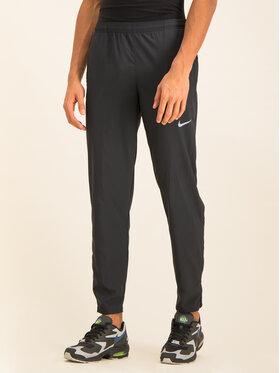 Nike Nike Sportinės kelnės Woven BV4840 Juoda Regular Fit