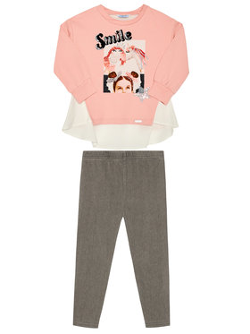 Mayoral Mayoral Ensemble sweatshirt et leggings 4726 Multicolore Regular Fit