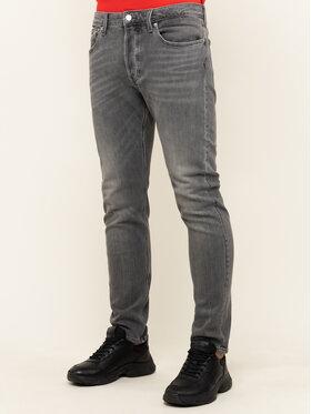Calvin Klein Jeans Calvin Klein Jeans Дънки тип Slim Fit J30J314359 Сив Slim Fit