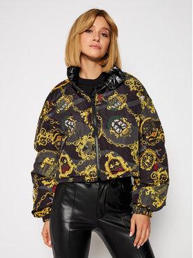 Versace Jeans Couture Versace Jeans Couture Пухено яке E5HZB901 Черен Regular Fit
