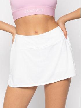 Wilson Wilson Mini sukně Team 12.5 Skirt WRA766201 Bílá Regular Fit