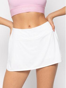 Wilson Wilson Tenisová sukně Team 12.5 Skirt WRA766201 Bílá Regular Fit