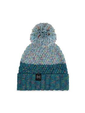 Buff Buff Bonnet Knitted & Fleece Hat 117851.017.10.00 Bleu
