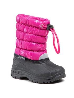 Playshoes Playshoes Bottes de neige 193015 Rose