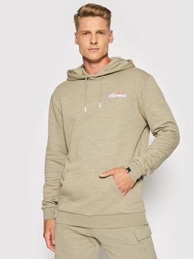 Ellesse Ellesse Sweatshirt Pac Oh SHJ11944 Grün Regular Fit
