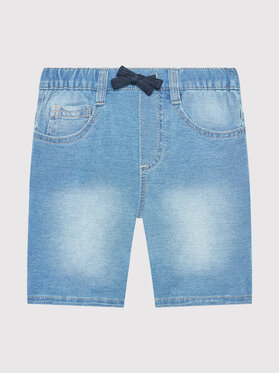 United Colors Of Benetton United Colors Of Benetton Jeansshorts 4BAY59DX0 Blau Slim Fit