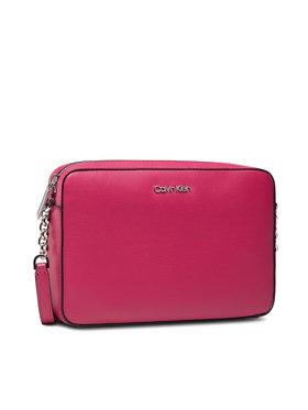 Calvin Klein Calvin Klein Дамска чанта Camera Bag K60K608556 Бордо