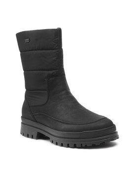Rieker Rieker Μπότες Χιονιού Z5470-00 Μαύρο