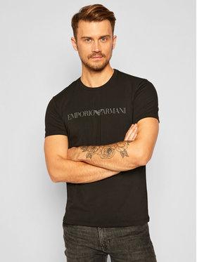 Emporio Armani Underwear Emporio Armani Underwear T-Shirt 110853 0A525 00020 Schwarz Regular Fit