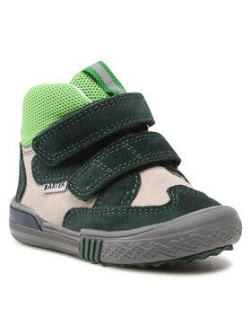 Bartek Bartek Зимни обувки 21704-026 Зелен