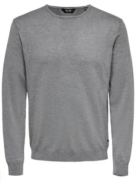 Only & Sons ONLY & SONS Megztinis Wyler 22020088 Pilka Regular Fit